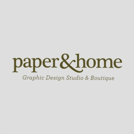 Paper and Home blog