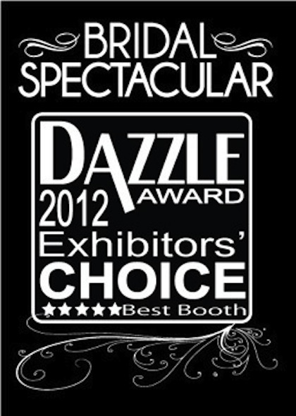 Bridal Spectacular Dazzle Award 2012