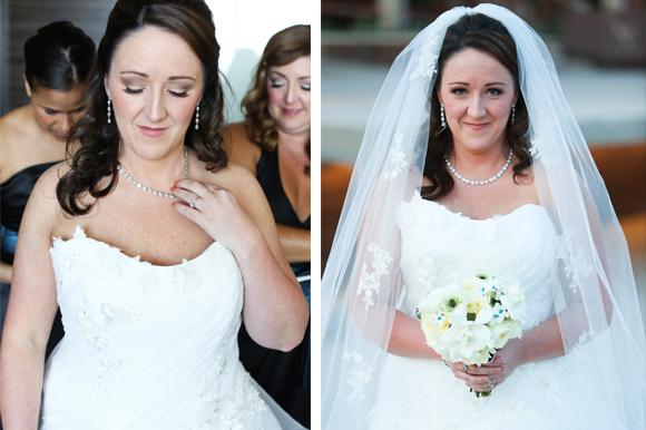 Jennifer, The Bride at M Resort