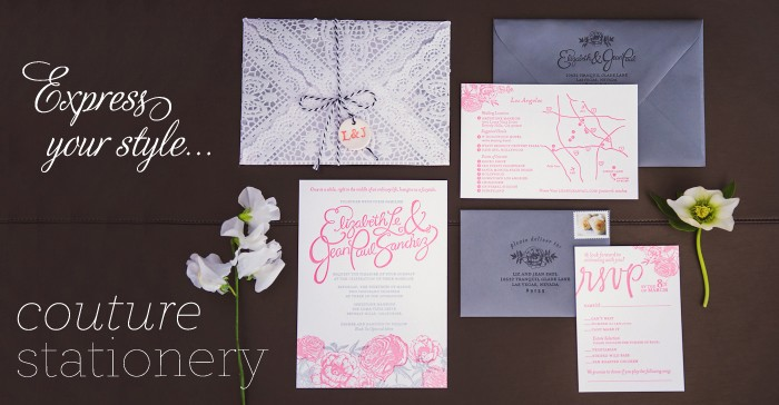Couture Stationery