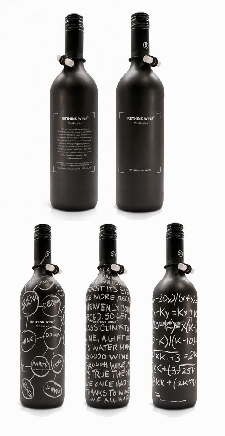 Chalk Wine Label