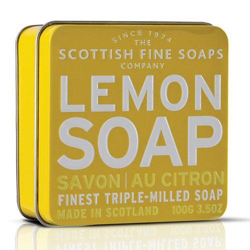 Typography Soap Packagin