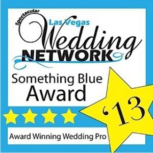 Something Blue Award 2013 Badge