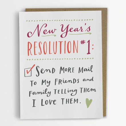 Emily McDowell Resolution #1 Boxed Note Set