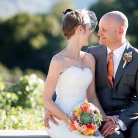 Wish Upon a Wedding couple Chris and Heather of Portland, Oregon