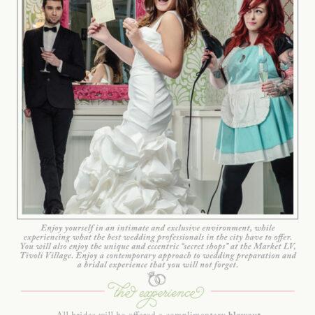 Tivoli Village Afternoon Soiree Bridal Event