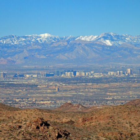 Las Vegas Hiking