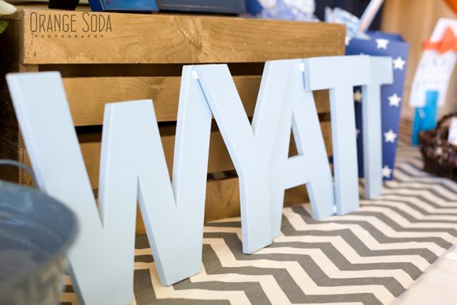 Wyatt Letters
