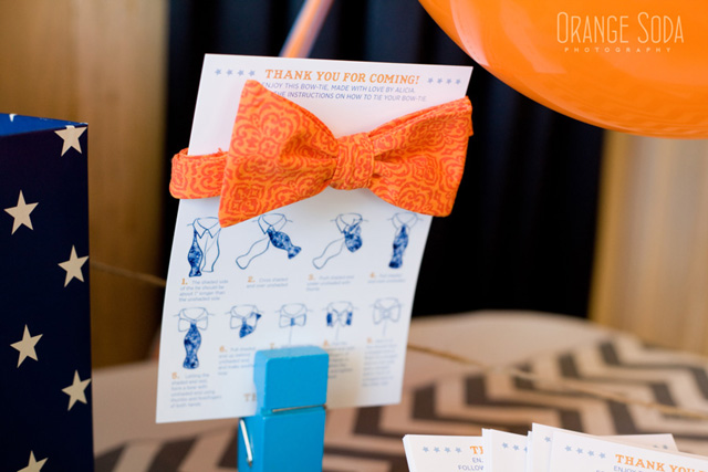 How To Tie a Bow Tie Stationery