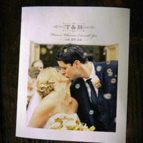 1 year wedding anniversary print
