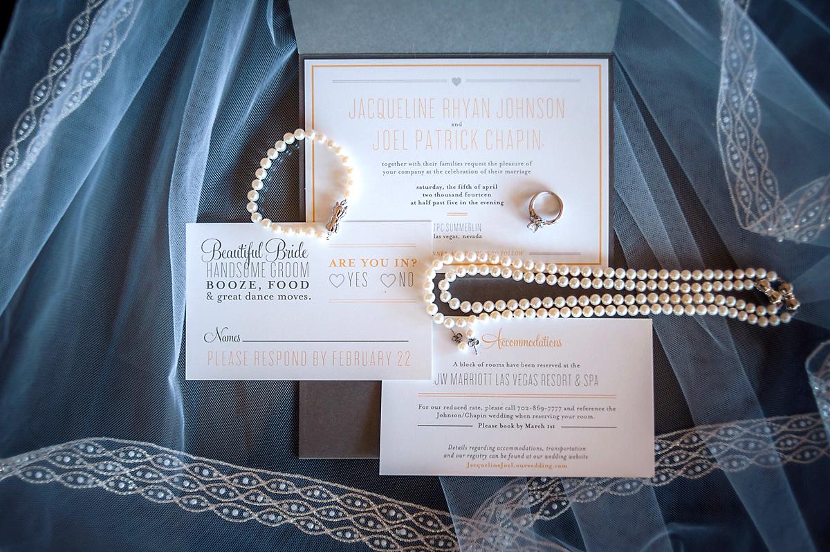 modern pocket wedding invitation
