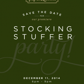 stationery store las vegas save the date