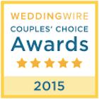 weddingwire couples choice awards 2015 badge