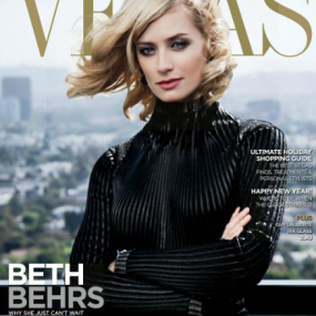 Vegas Magazine Dec/Jan Holiday Gifts