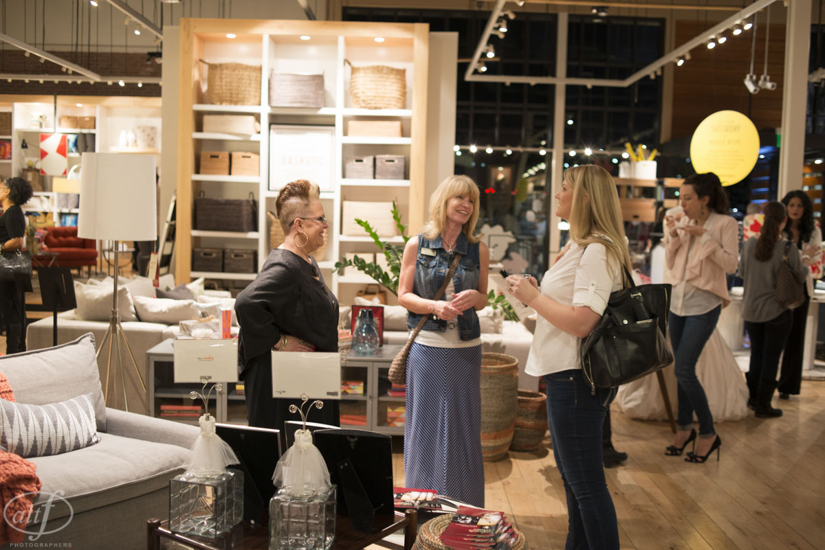 the art of wedding planning at west elm