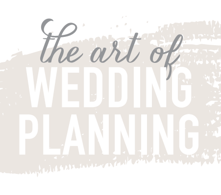 The Art of Wedding Planning