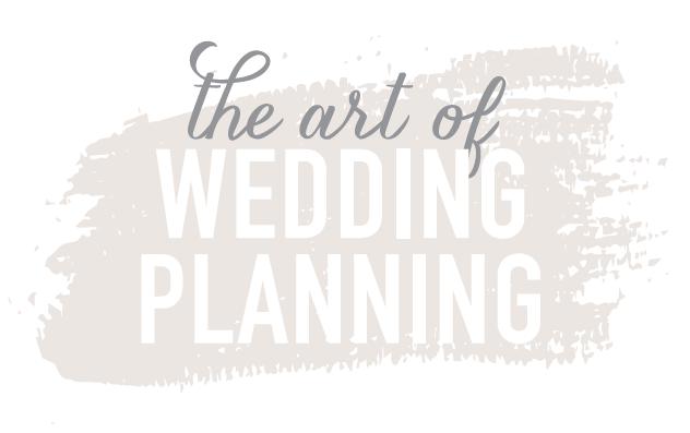 The Art of Wedding Planning