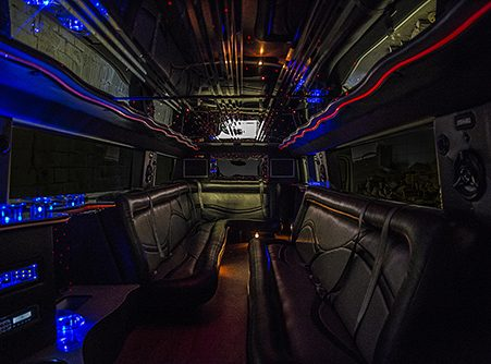 vegas wedding limos