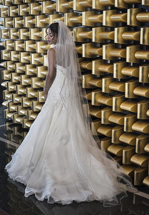 glamorous las vegas wedding
