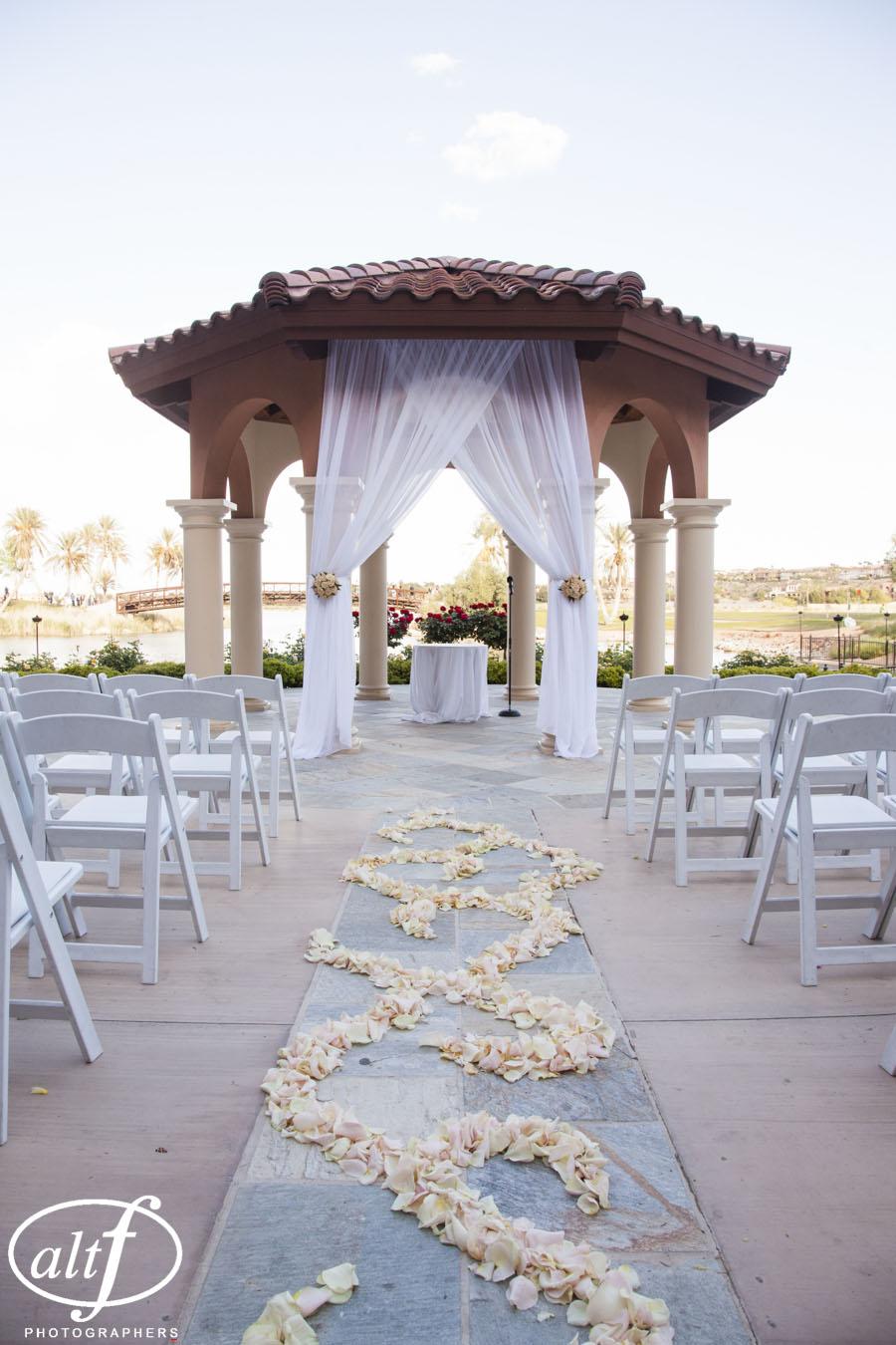 las vegas waterfront wedding