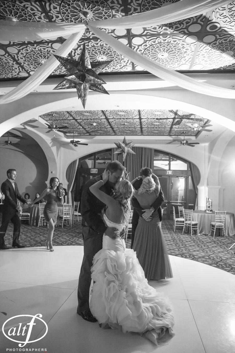 baraka room wedding at westin lake las vegas