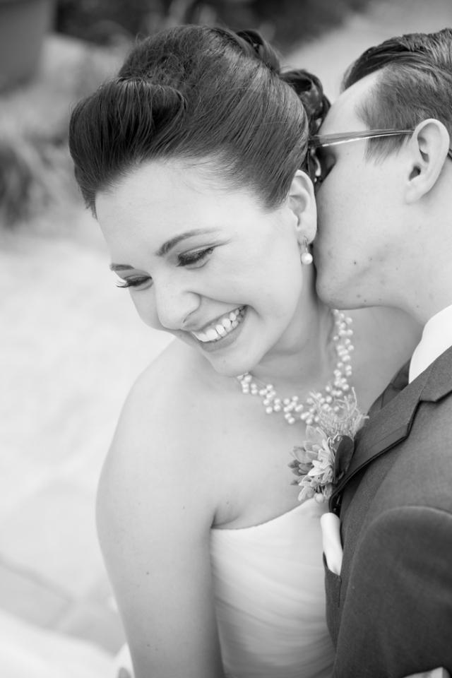 las vegas wedding at springs preserve