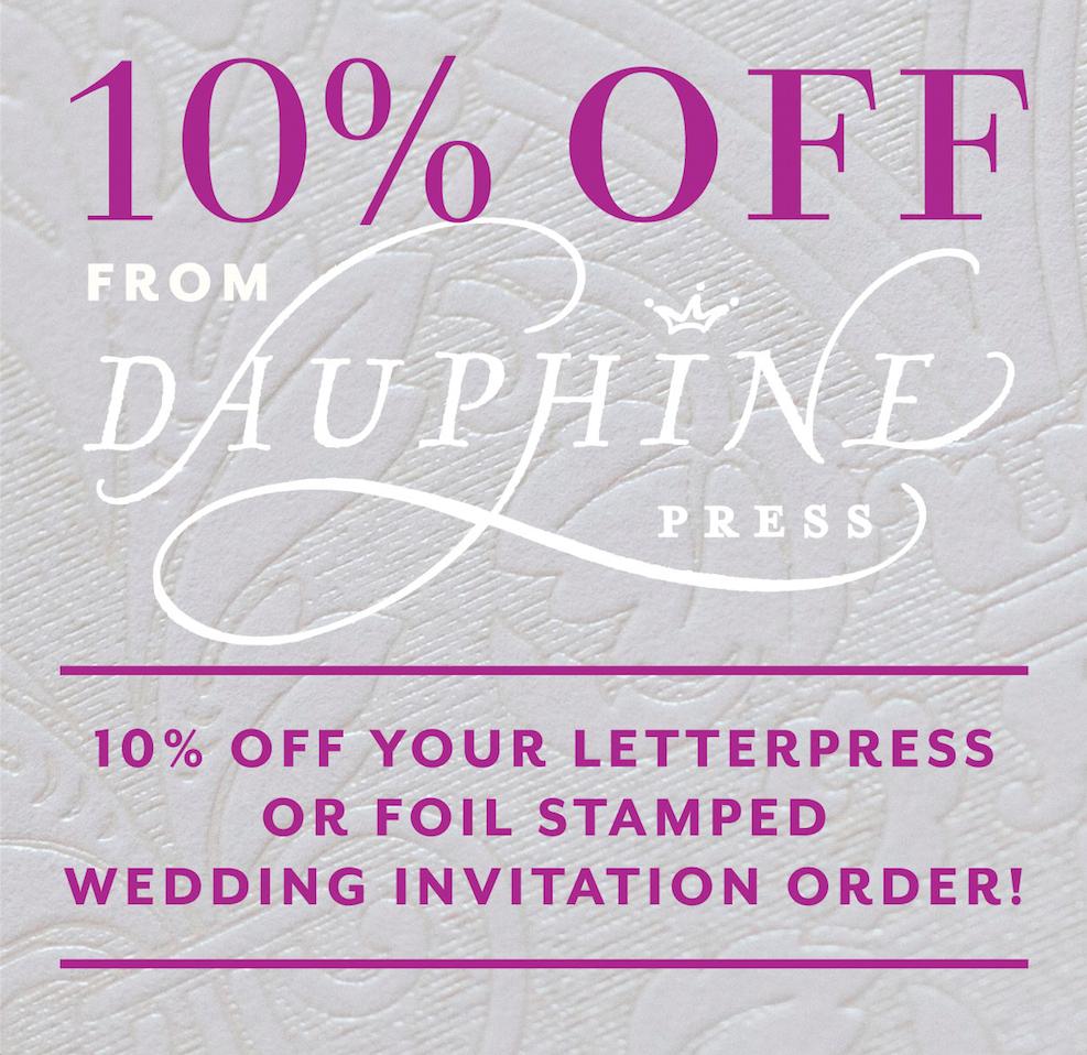 foil stamped wedding invitations las vegas