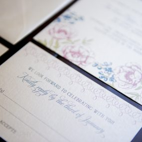 Vintage Wedding Invitations Las Vegas