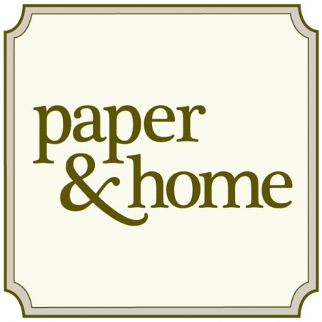 paper and home secondary logo