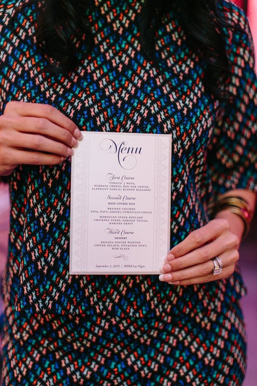 moroccan wedding stationery