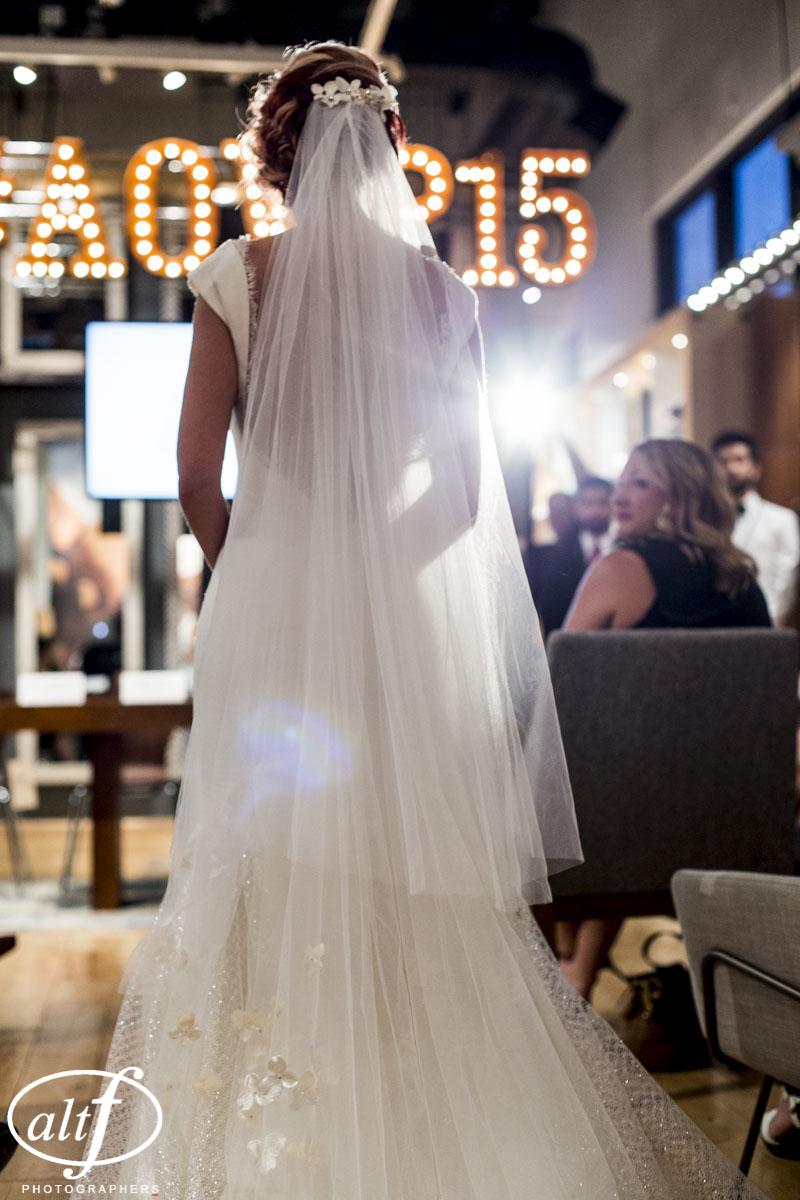 wedding veil las vegas
