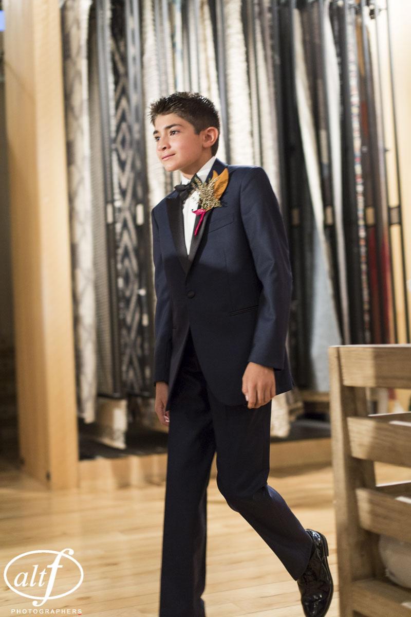 junior tuxedo