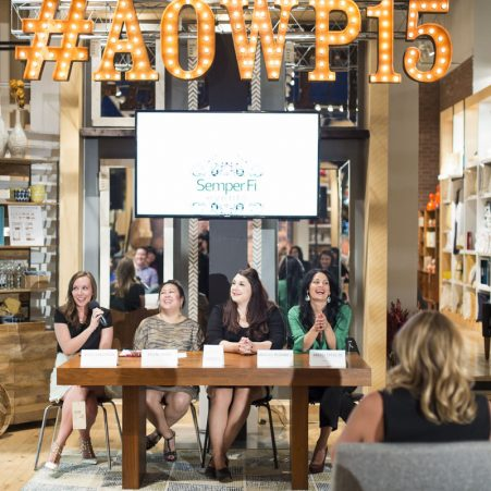 the art of wedding planning panel