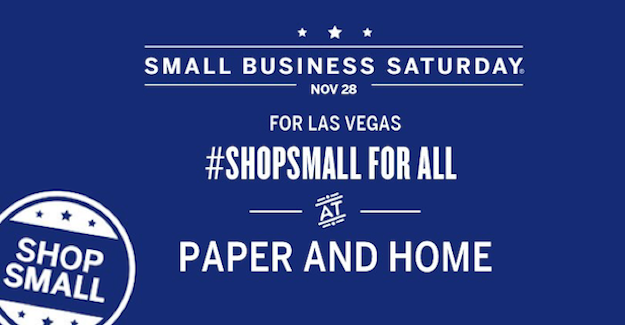 shop small las vegas