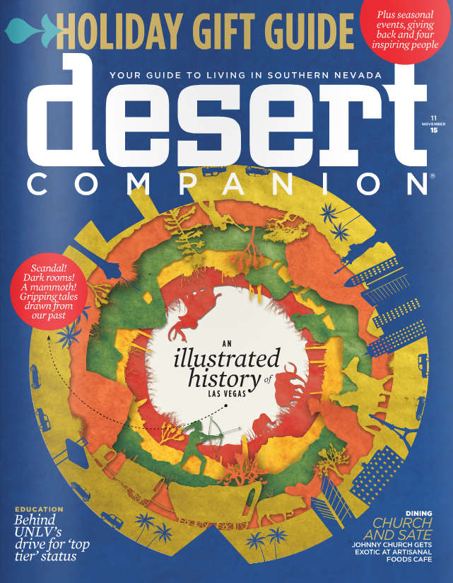 Desert Companion Holiday Gift Guide