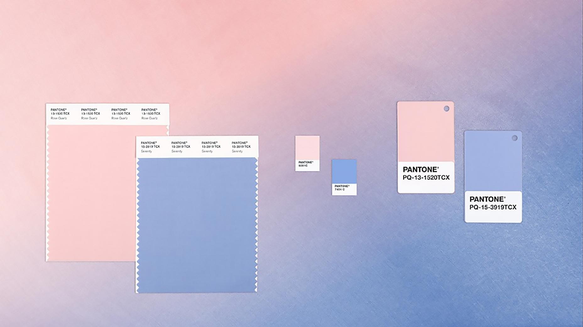 Pantone Color Palette 2016
