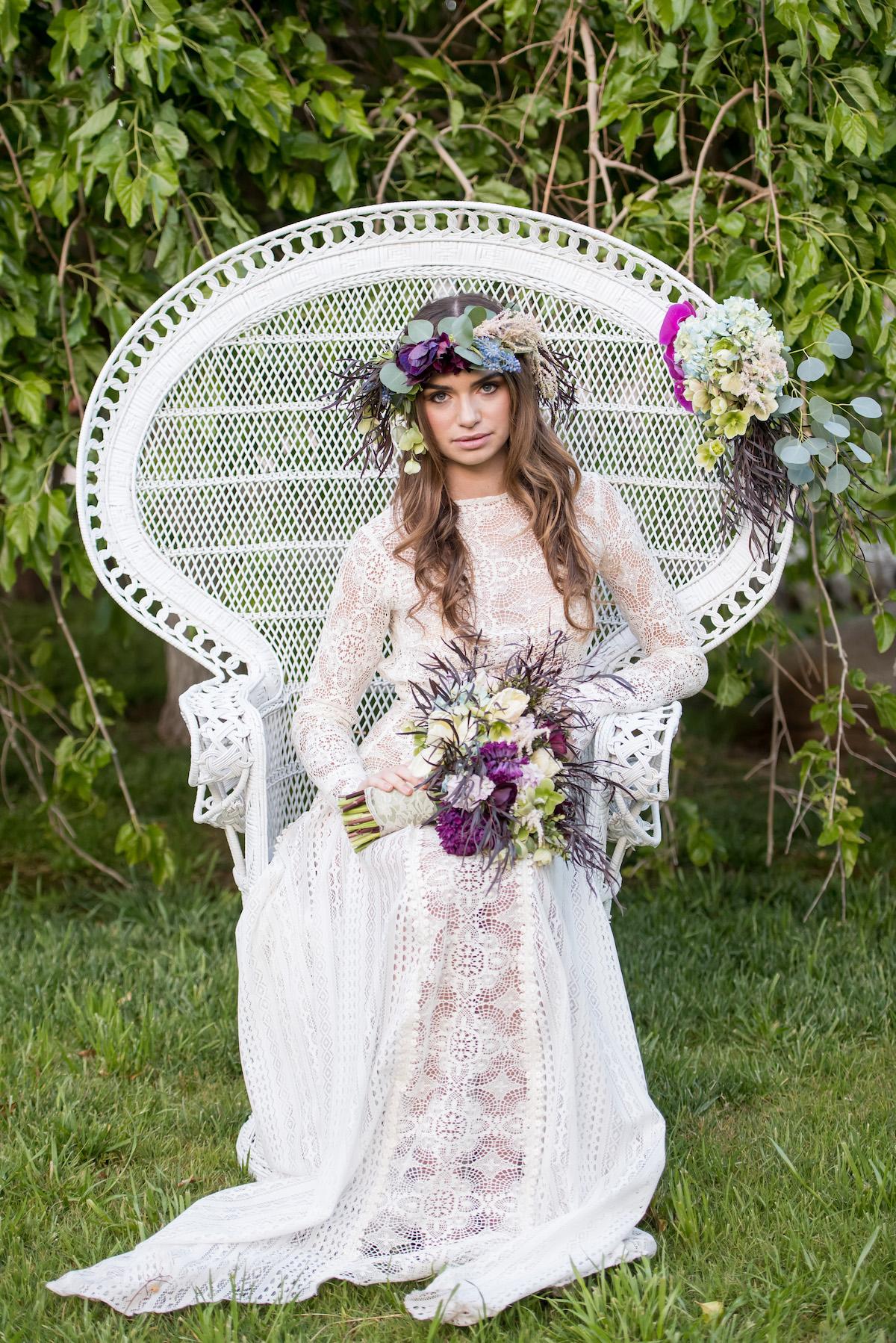 BOHO Bride Flowers