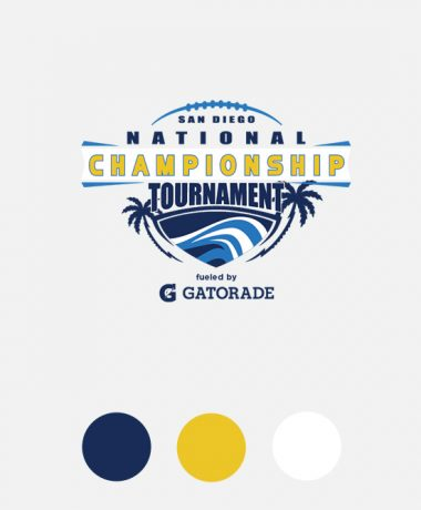 sports tournament logo