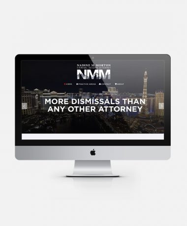 attorney website design thumb