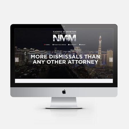 attorney website design thumb