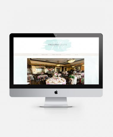 event planner website thumb