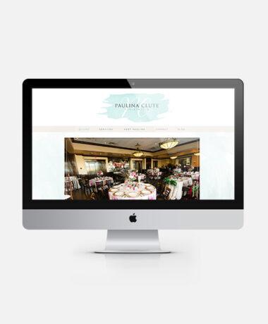 event planner website thumb