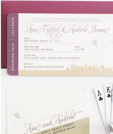 boarding pass wedding invitations thumb