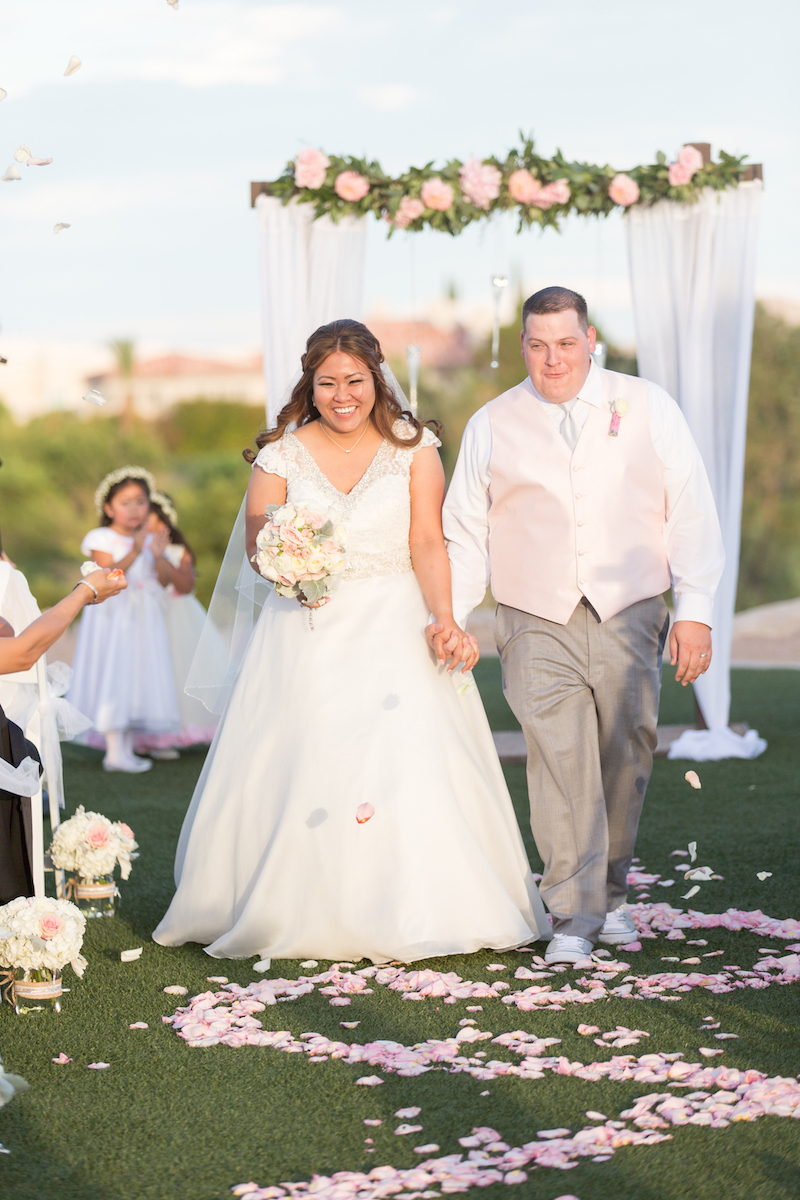 TPC Summerlin wedding