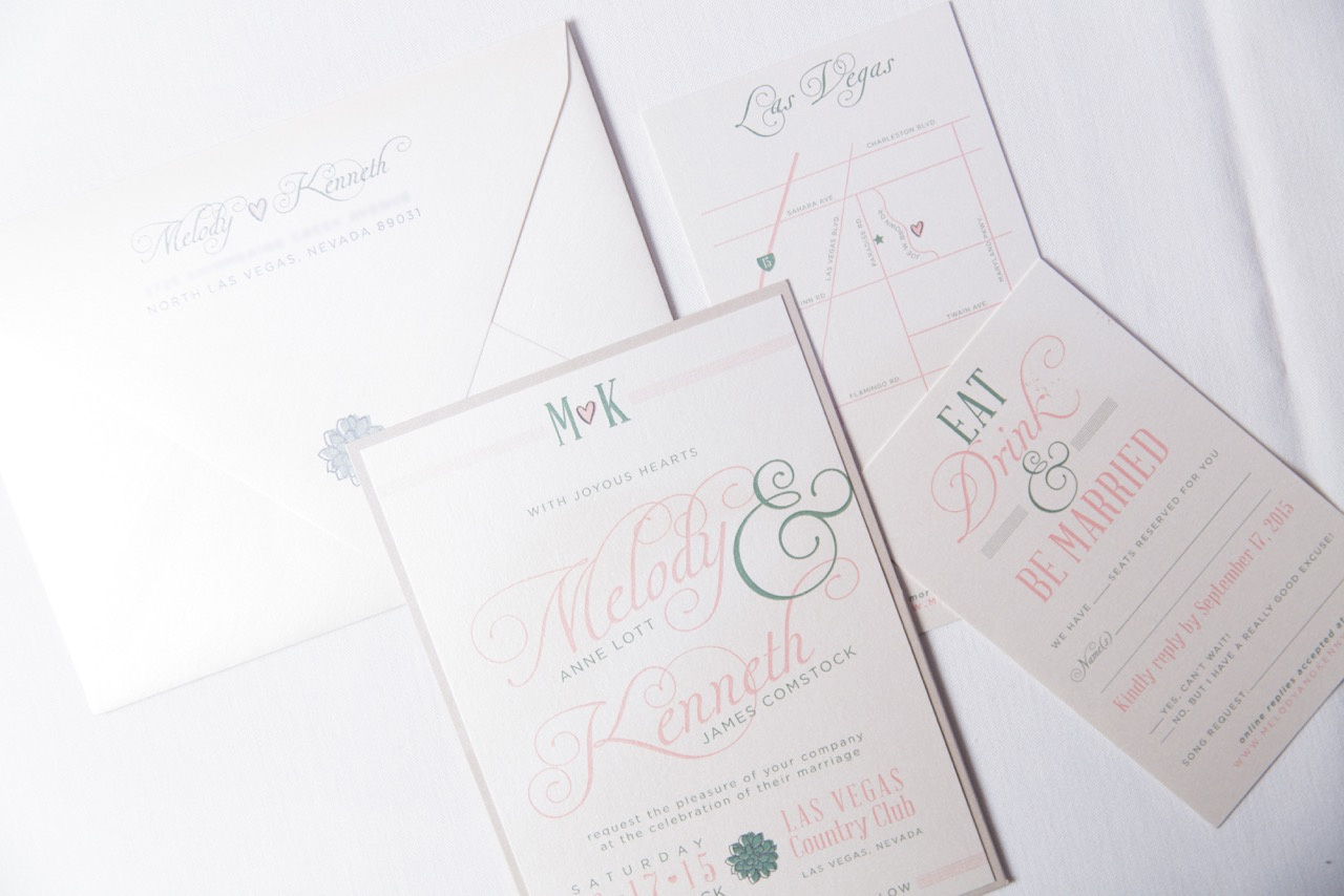 Whimsical Fall Wedding Invitations - Paper and Home